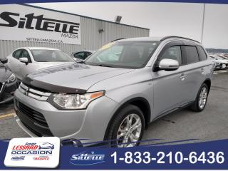Used 2015 Mitsubishi Outlander V6 AWD SUPER EQUIPEMENT!!! for sale in St-Georges, QC