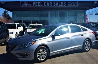 Used 2017 Hyundai Sonata GL|REARVIEW|ALLOYS for sale in Mississauga, ON