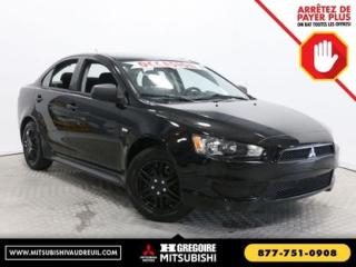 Used 2014 Mitsubishi Lancer DE for sale in Vaudreuil-Dorion, QC