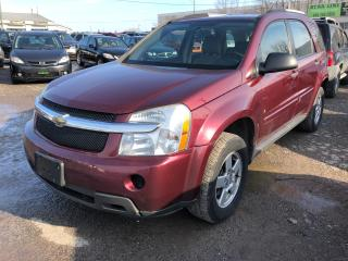 Used 2008 Chevrolet Equinox LS for sale in Pickering, ON