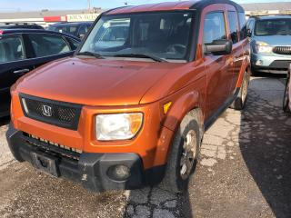 Used 2006 Honda Element w/Y Pkg for sale in Pickering, ON
