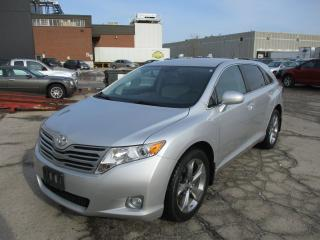 Used 2011 Toyota Venza V6 AWD~LEATHER~HEATED SEATS~BLUETOOTH~CERTIFIED for sale in Toronto, ON