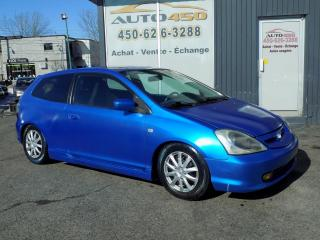 Used 2004 Honda Civic ***SiR,CRUISE CONTROL,GROUPE ELECTRIQUE* for sale in Longueuil, QC