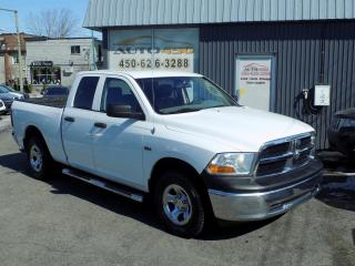 Used 2012 Dodge Ram 1500 ***4X4,KING CAB,6 PLACES*** for sale in Longueuil, QC