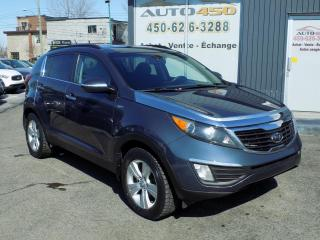 Used 2011 Kia Sportage ***4X4,BLUETOOTH,AIR CLIM*** for sale in Longueuil, QC