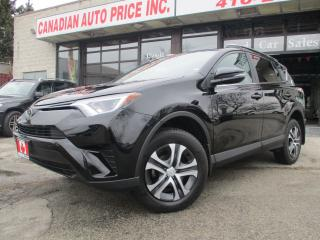 Used 2017 Toyota RAV4 LE-FWD 4dr LE for sale in Scarborough, ON