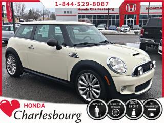 Used 2010 MINI Cooper S S ***Édition Mayfair***TOIT PANORAMIQUE* for sale in Charlesbourg, QC
