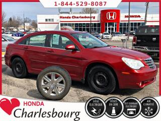 Used 2010 Chrysler Sebring TOURING V6 **CUIR+TOIT OUVRANT** for sale in Charlesbourg, QC