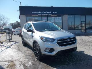 Used 2017 Ford Escape SE AWD 2.0L ECOBOOST **NAVI + TOIT PANO* for sale in St-Hubert, QC