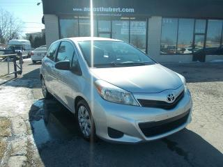 Used 2012 Toyota Yaris **61 000 KM + AUTOMATIQUE + A/C** for sale in St-Hubert, QC