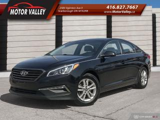 Used 2015 Hyundai Sonata 2.4L GL Backup Camera No Accident! for sale in Scarborough, ON