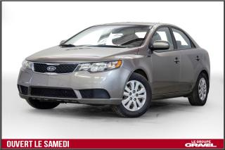 Used 2013 Kia Forte LX  A/c Bluetooth for sale in Montréal, QC