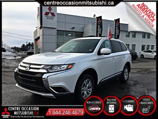 Used 2018 Mitsubishi Outlander ES AWC/AWD SIEGES CHF AV BLUETOOTH COM. for sale in Blainville, QC