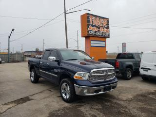 Used 2013 RAM 1500 Big Horn**4X4**CREW CAB**ONLY 152KMS**5.7L V8 HEMI for sale in London, ON