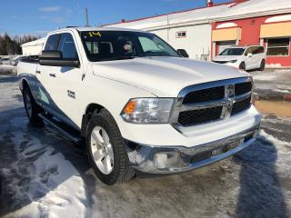 Used 2014 RAM 1500 SLT for sale in Val-D'or, QC