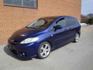 Used 2006 Mazda MAZDA5 GS for sale in Oakville, ON