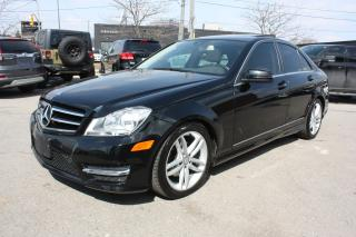 Used 2014 Mercedes-Benz C-Class c 250 4matic for sale in Toronto, ON