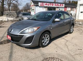 Used 2010 Mazda MAZDA3 Certified/Automatic/Gas Saver for sale in Scarborough, ON