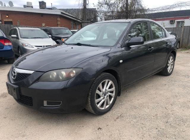 2007 Mazda MAZDA3 AS IS SPECIAL/Automatic/4 Cylinder