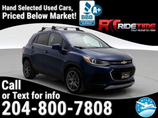 Used 2017 Chevrolet Trax LT for sale in Winnipeg, MB