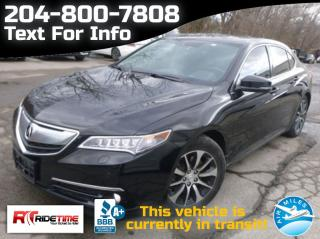 Used 2015 Acura TLX V6 Elite for sale in Winnipeg, MB
