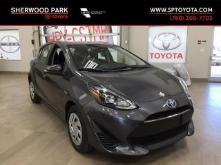 New 2019 Toyota Prius c UPGRADE for sale in Sherwood Park, AB