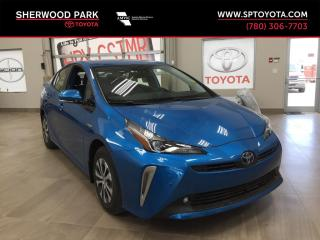 New 2019 Toyota Prius Technology AWD=e for sale in Sherwood Park, AB