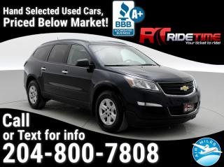 Used 2017 Chevrolet Traverse LS for sale in Winnipeg, MB