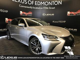 Used 2019 Lexus GS 350 DEMO UNIT - EXECUTIVE PACKAGE for sale in Edmonton, AB