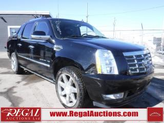 Used 2011 Cadillac Escalade EXT 4D Utility EXT AWD for sale in Calgary, AB