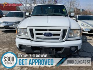Used 2010 Ford Ranger for sale in London, ON