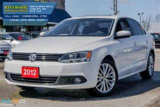 Used 2012 Volkswagen Jetta TDI for sale in Guelph, ON