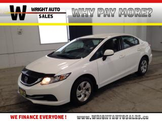 Used 2013 Honda Civic LX|BLUETOOTH|HEATED SEATS| 127,424 KMS for sale in Cambridge, ON