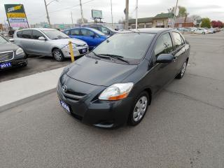 Used 2008 Toyota Yaris LE for sale in Hamilton, ON