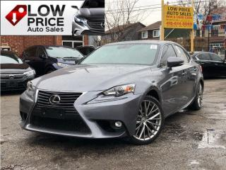 Used 2016 Lexus IS 300 Navi*Camera*Sunroof*Leather*FullOpti* for sale in Toronto, ON