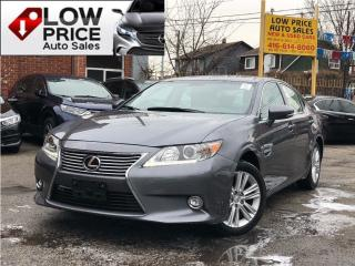 Used 2015 Lexus ES 350 Navi*Camera*Bluetooth*Leather*Sunroof* for sale in Toronto, ON
