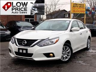Used 2017 Nissan Altima AllPowerOpti*HtdSeats*Camera*PushStart* for sale in Toronto, ON