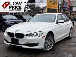 Used 2015 BMW 328i LuxuryEdition*Sunroof*Leather*Navi*Camera* for sale in Toronto, ON