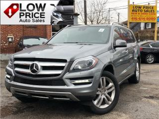 Used 2016 Mercedes-Benz GL-Class Diesel*Navi*Camera*BlindSpot*XENONPkg*NoAccident* for sale in Toronto, ON