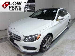 Used 2016 Mercedes-Benz C-Class AMGPkg*Panoramic*Navi*XENON*FullOpti* for sale in Toronto, ON