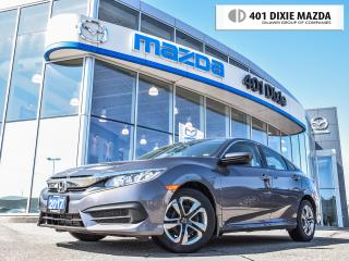 Used 2017 Honda Civic LX|NO ACCIDENTS|FINANCE AVAILABLE|RENTAL| for sale in Mississauga, ON