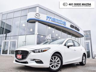 Used 2018 Mazda MAZDA3 50 ANNIVERSARY|NO ACCIDNETS|1.9%FINANCE AVAIALBLE for sale in Mississauga, ON