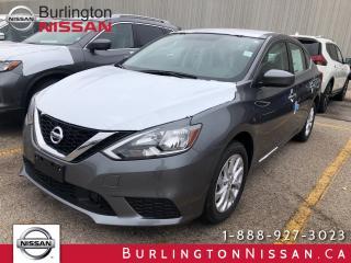 New 2019 Nissan Sentra 1.8 SV for sale in Burlington, ON