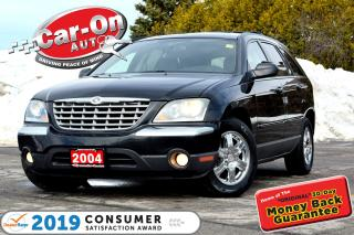 Used 2004 Chrysler Pacifica SPORTS TOURER LEATHER DVD HTD SEATS LOADED for sale in Ottawa, ON