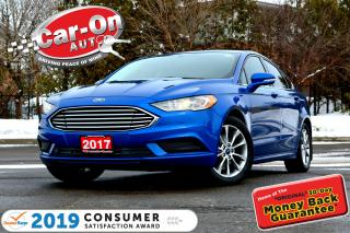 Used 2017 Ford Fusion SE ECOBOOST REAR CAM HTD SEATS BLUETOOTH ALLOYS for sale in Ottawa, ON