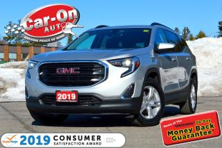Used 2019 GMC Terrain SLE REAR CAM HTD SEATS NAV READY LOADED for sale in Ottawa, ON