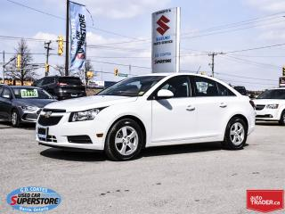 Used 2011 Chevrolet Cruze LT ~ONLY 30,000 KM! for sale in Barrie, ON