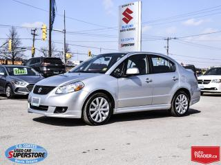 Used 2011 Suzuki SX4 Sport for sale in Barrie, ON