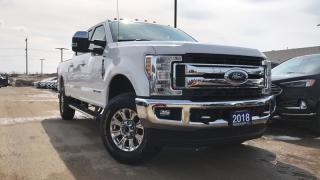 Used 2018 Ford F-250 Super Duty SRW XLT 6.7L V8 DIESEL HEATED SEATS for sale in Midland, ON
