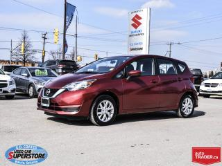 Used 2017 Nissan Versa Note SV for sale in Barrie, ON